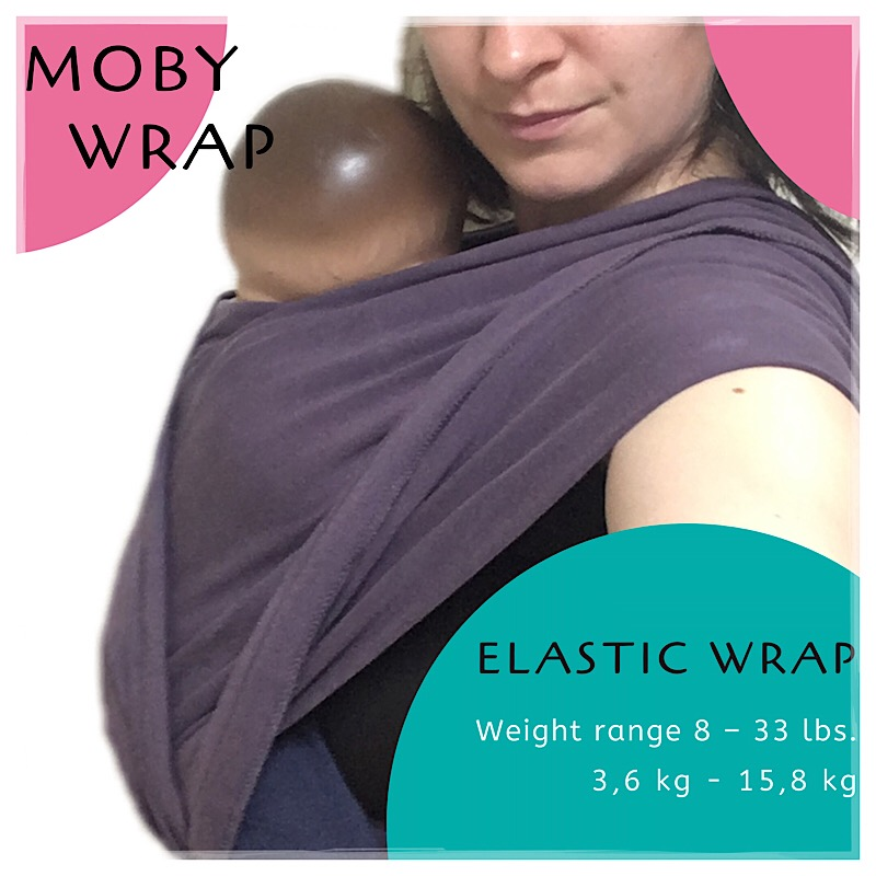 Tokyo Sling Library Moby Wrap