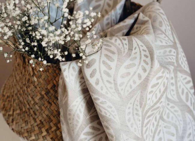 LIMAS Woven Wrap Valerie Linen