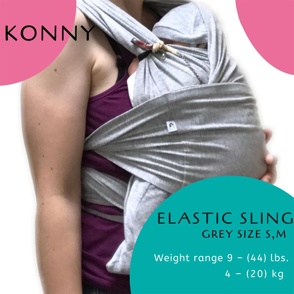 Tokyo Sling Library Konny Elastic Sling