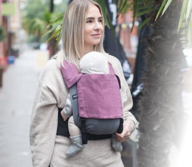 MaMo Modular Baby Carrier